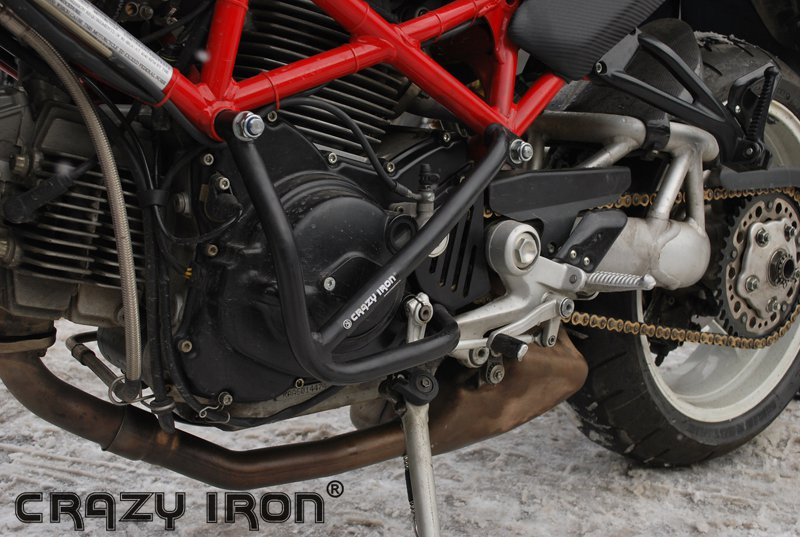 Crazy Iron дуги Ducati Monster 600 620 695 750 800 900 900s