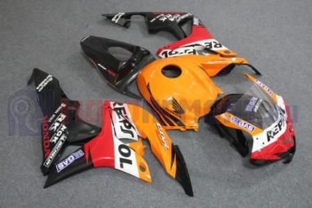 комплект пластика для мотоцикла Honda Cbr 600 Rr 2007 2008 Repsol