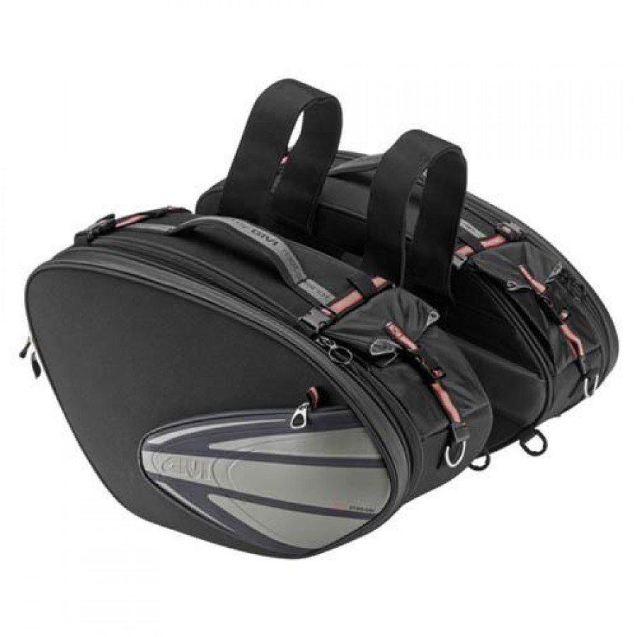 Сумки багажные GIVI XS302 2x26-35L - цена, купить   Мото магазин ... 6488e026484