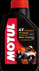 Моторное масло Motul 7100 4T 10W50 1л - фото 8