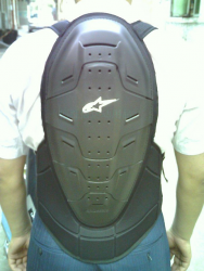Защита спины ALPINESTARS BIONIC Back Support Protector