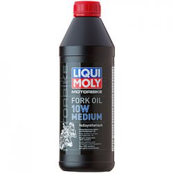Масло для вилки Liqui Moly Fork Oil Medium 10W 1 литр