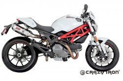 Слайдеры Ducati Monster 696, 796, 1100, 1100S, 1100 EVO