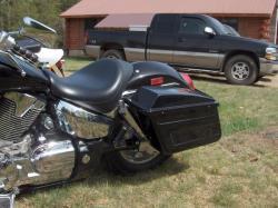 Кофры боковые TSUKAYU для мотоциклов HARLEY DAVIDSON Softail