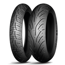 Резина 120/70-17 Michelin Pilot Road 4 GT
