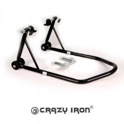 crazy iron подставка под заднюю ось мотоцикла: